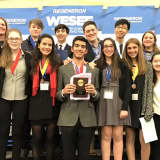 Harrison High Lands 12 Awards At Westchester Science, Engineering Fair