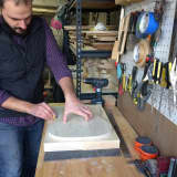 His Own Gig: Westchester Musician Launches Eco-Friendly Guitar Business