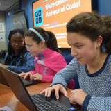 Rye Neck High School, Middle School Students Collaborate On Computing