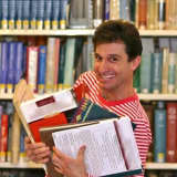 Library Live Presents 'Juggling Funny Stories' With Chris Fascione