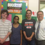 Irvington Students Named National Merit Scholarship Semifinalists