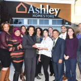 Furnishing Hope: Ashley Furniture Helps Valley Fight Against Cancer