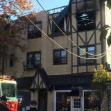 Cause Of Fire That Leaves Dozen Larchmont Families Displaced Is Uncertain