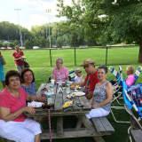 Lewisboro Seniors Enjoy Good Food, Dancing At Bedford Picnic