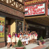 Treble Makers Perform At Paramount With Daisy Jopling