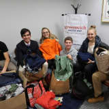 Teens Launch Hoodie Drive For Greenwich Junior United Way
