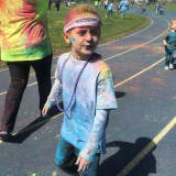 PHOTOS: Saddle Brook PTO 'Color-A-Thon Fun Run'