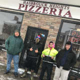 Hasbrouck Heights Pizzeria Weathers Snowstorm Stella
