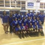 Hendrick Hudson Volleyball Wins Sectional Championship