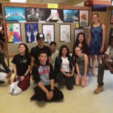 Maywood Avenue School Participates In Bergen Teen Arts Festival