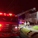 Propane Cylinder Secured After House Fire Breaks Out In Danbury