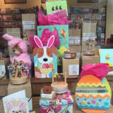 Rye Stores Begin Spring Displays
