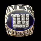 Stolen Giants Championship Ring Recovered