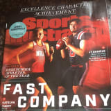 North Rockland Star, HS Athlete Of Year Is Sports Illustrated Cover Girl