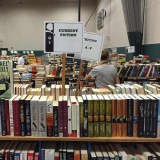 Redding's Mark Twain Library Seeks Donations To Stock Book Fair Shelves