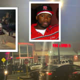 50 Cent Thrown Into Violent Rage When Confronted At Edgewater Lounge