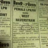 Health-Care Firm Pays Price For Anti-Haitian Pennysaver Ad
