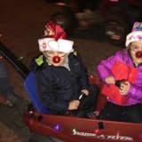 Valhalla Neighborhood Hosts 'Unusual' Holiday Parade