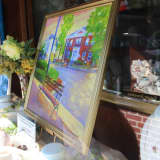 Ridgefield Launches Art Walk Along Main Street