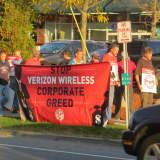 Westchester Verizon Workers Join Massive East Coast Strike