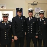 Meet Teaneck's Newly Promoted Firefighters