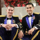 NY Times Spotlight Same-Sex Army Captains Celebrating Marriage In Ringwood