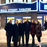 Wall Street Theater In Norwalk Flips The Switch On New Marquee