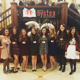 Students From Pawling Join State Theatre Conference
