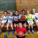 Fairfield's Wakeman Girls Basketball Team Gets Ready To Play