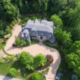 World Renowned Architect Built Mahwah Mansion