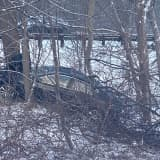 HEROES: Palisades Interstate Parkway Police Pull Unconscious Rockland Driver From Fiery Wreck