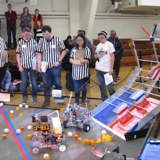 Westchester Students Participate In Robotics Competition