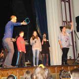Swingles Perform At Pelham Memorial High School
