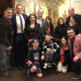 Brookfield's CULTEC Brings NHL's Fleury to Ridgefield Playhouse VWMFF Fundraiser
