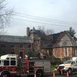 Questions Follow Devastating Fire At Historic Englewood Church