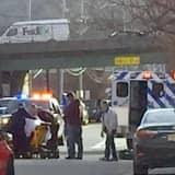 Motorcyclist Hospitalized After Hawthorne Crash