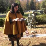 Cemetery Tour With New Canaan Historical Society Brings The Past To Life