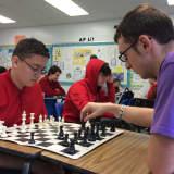 Elmwood Park Students Take To Chess Club