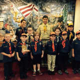 Saddle Brook Scouts Lend Vets A Hand