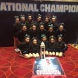 Danbury Cheerleader Wins National Competition