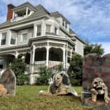 This Entire North Jersey Street Goes All Out For Halloween