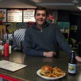 Hackensack Residents Flock For Steve's Simple Burgers
