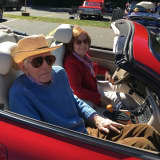 Weston Rolls Out Classic Cars In Honor Of 98-Year-Old Hometown Collector