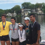 Saugatuck Rowing Sends 5 Boats To Youth Rowing Nationals