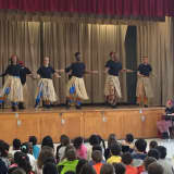 Phyllis Rose Elementary Performs At George Washington Elementary School