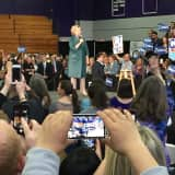 Clinton Takes On Guns, Addiction, Wages During Bridgeport Campaign Rally