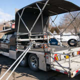 It's Lights, Cameras, Action As NBC Series Films At Rockland Lake