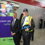 Newtown Commuters Encouraged To Ditch The Drive For CTrides Week