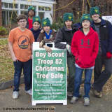 Fairfield Troop Tradition: Boy Scouts Start Tree & Wreath Sale Saturday