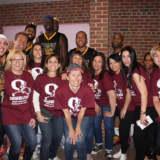 Magic Masters Play Ossining HS Teachers In Fundraiser